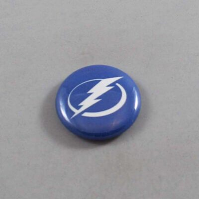 NHL Tampa Bay Lightning Button 04