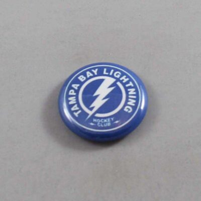 NHL Tampa Bay Lightning Button 05