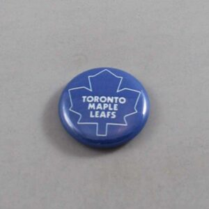 NHL Toronto Maple Leafs Button 01