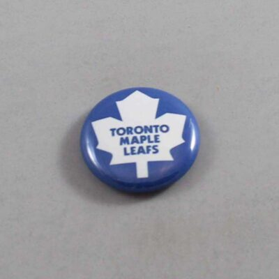 NHL Toronto Maple Leafs Button 02