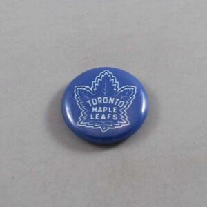 NHL Toronto Maple Leafs Button 05