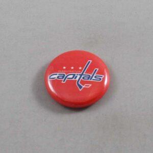 NHL Washington Capitals Button 03
