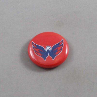 NHL Washington Capitals Button 04