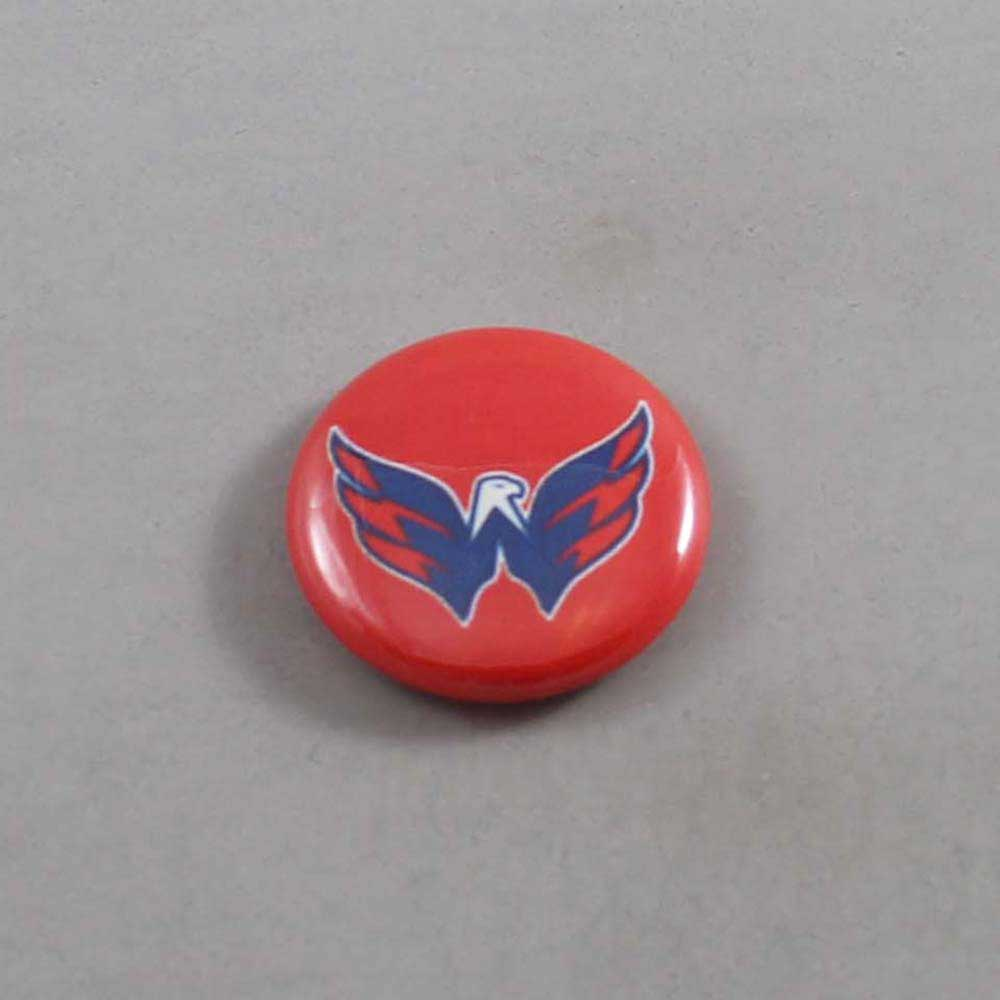 NHL Washington Capitals Button 04