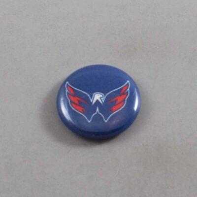 NHL Washington Capitals Button 06