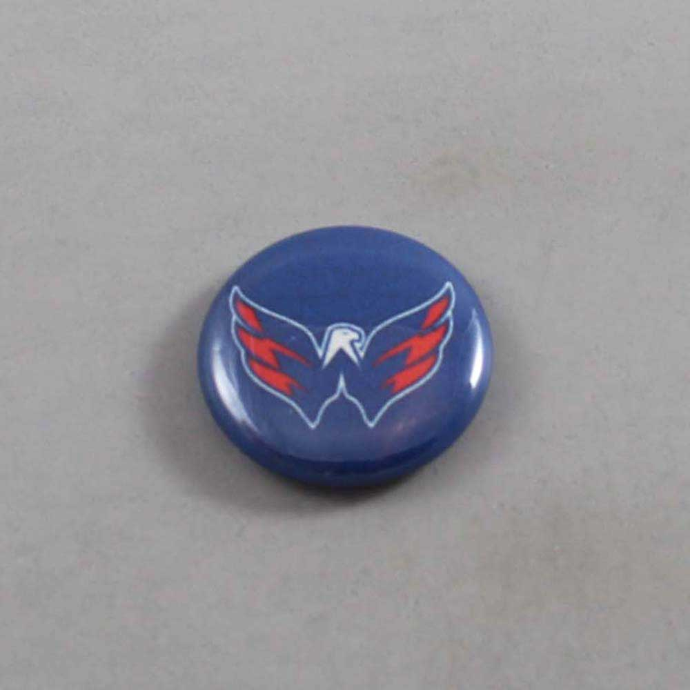NHL Washington Capitals Button 06