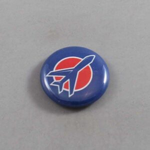 NHL Winnipeg Jets Button 01