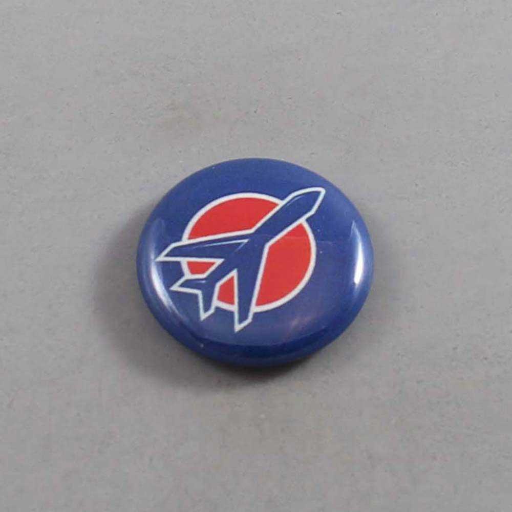 NHL Winnipeg Jets Button 01