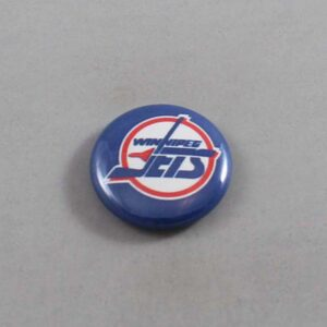 NHL Winnipeg Jets Button 02