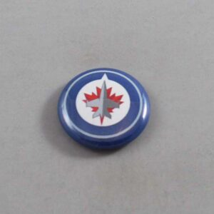 NHL Winnipeg Jets Button 05