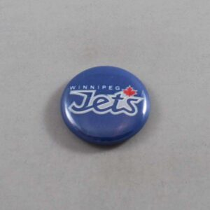 NHL Winnipeg Jets Button 07