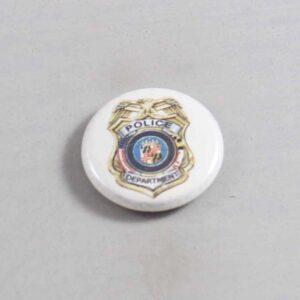Police Button 01