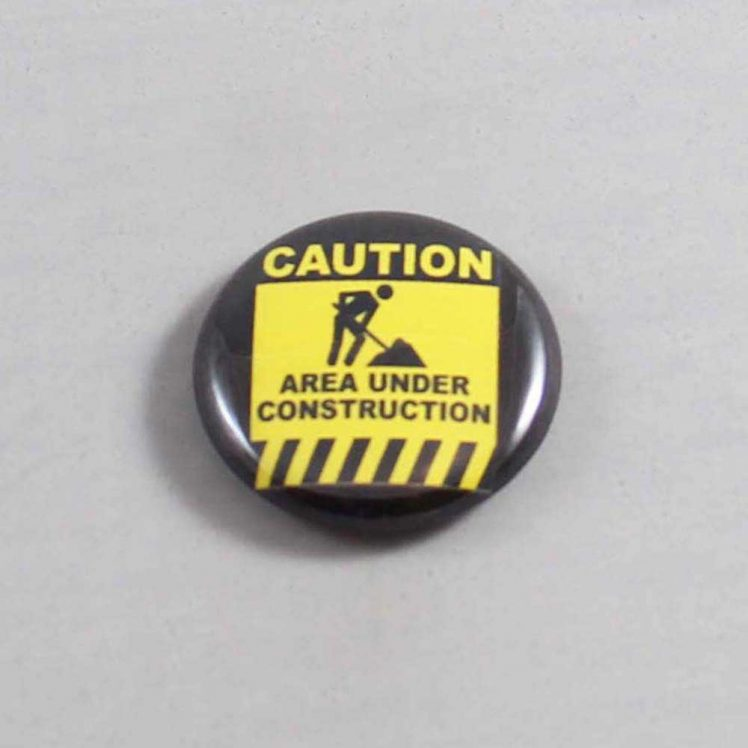 Road Construction Button 15