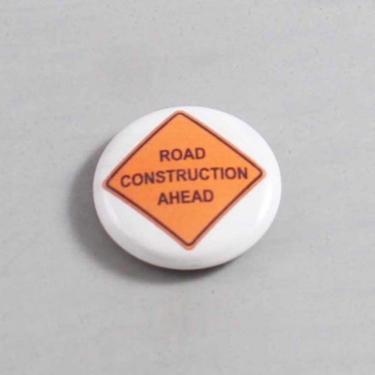 Road Construction Button 18