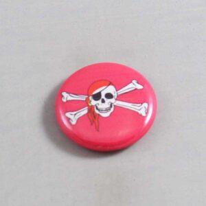 Skull Button 05