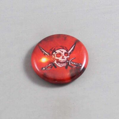 Skull Button 10