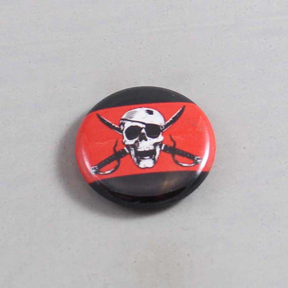 Skull Button 11