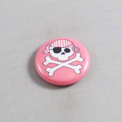 Skull Button 12