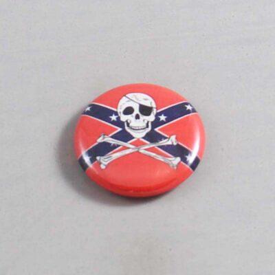 Skull Button 13