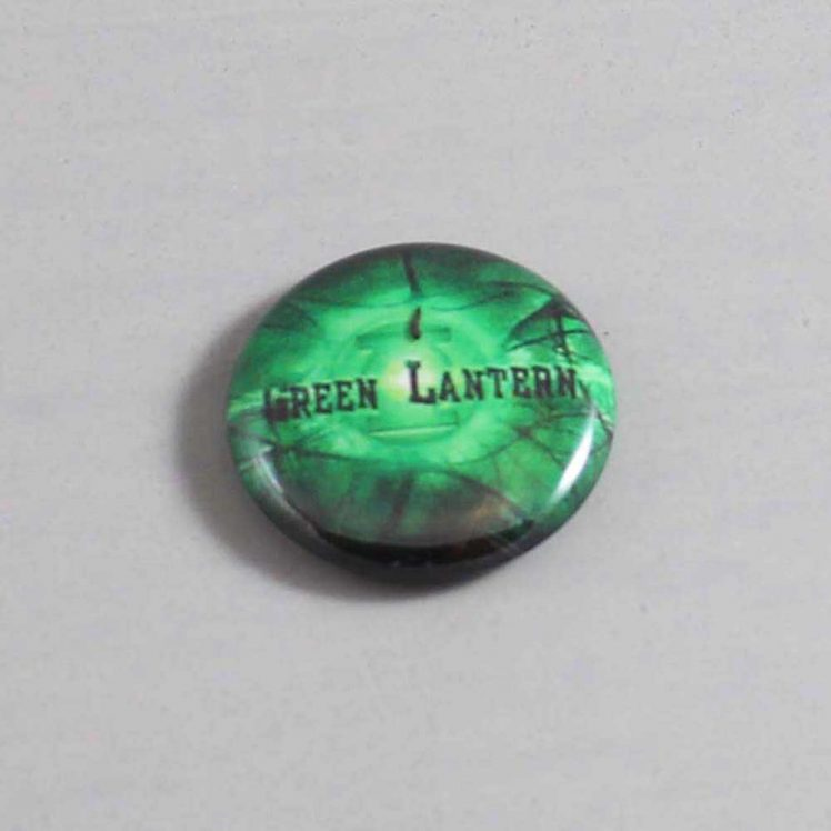 Green Lantern Button 09