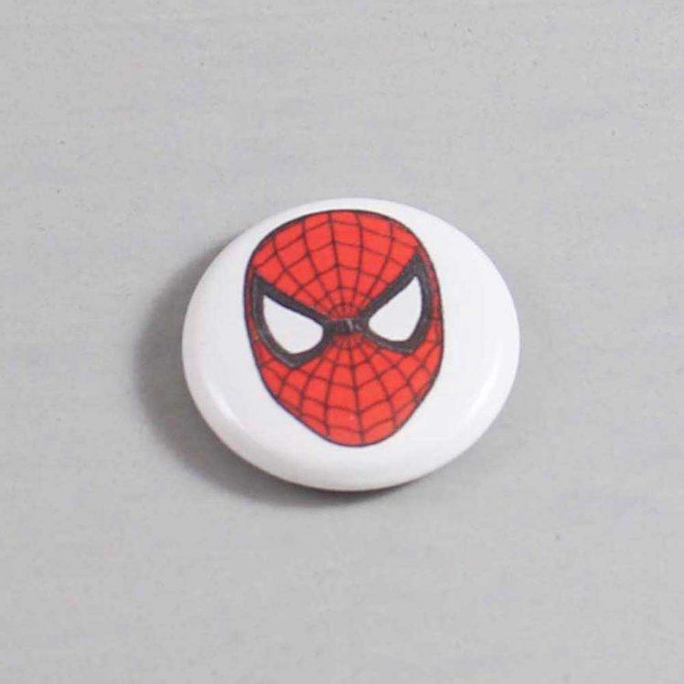 Spiderman Button 01