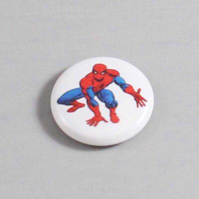 Spiderman Button 02