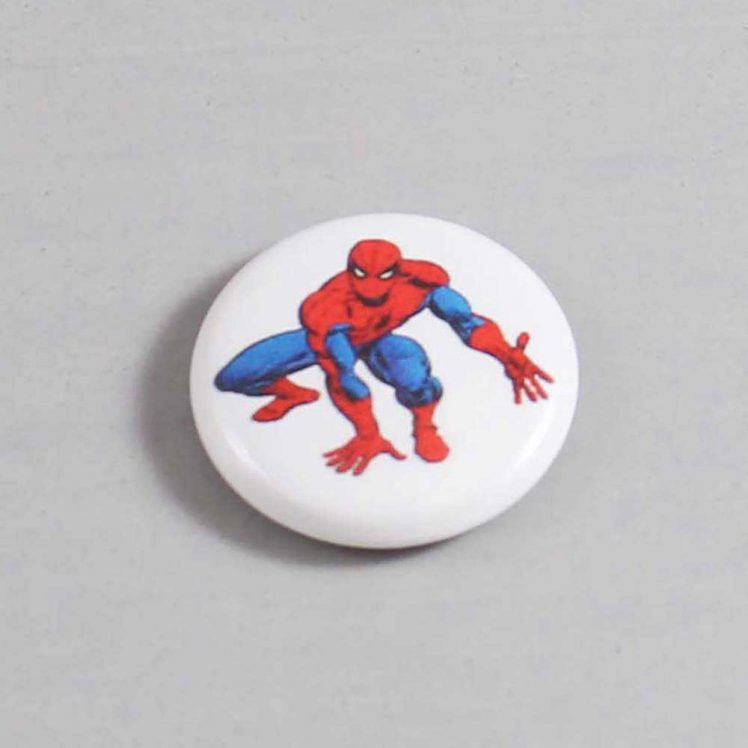 Spiderman Button 02