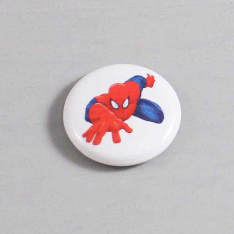 Spiderman Button 03