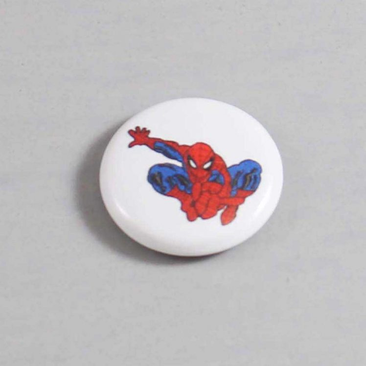 Spiderman Button 05