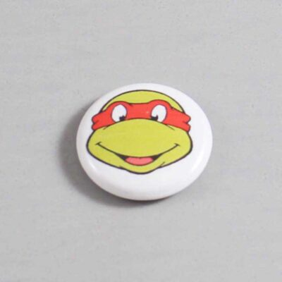 Teenage Mutant Ninja Turtles Button 01