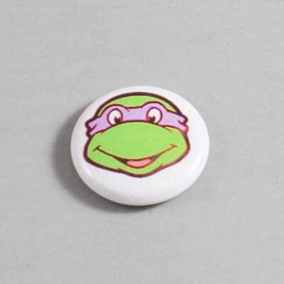 Teenage Mutant Ninja Turtles Button 04