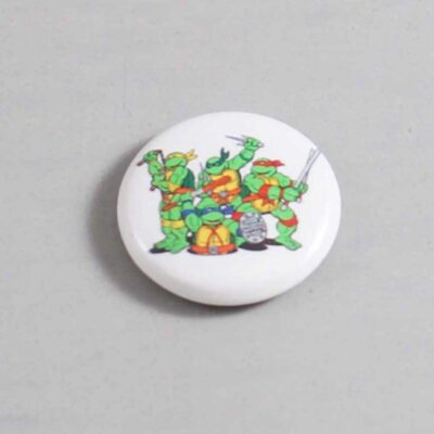 Teenage Mutant Ninja Turtles Button 07