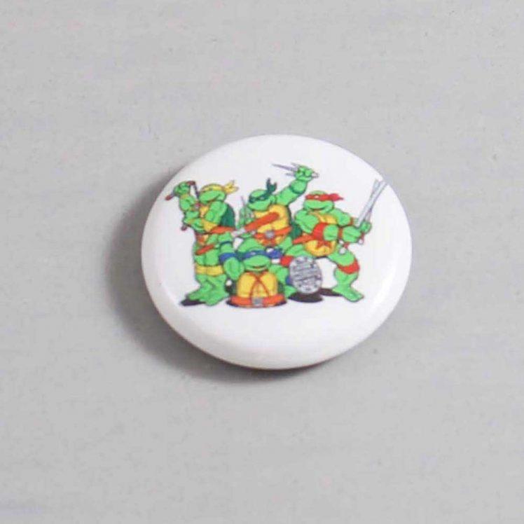 Teenage Mutant Ninja Turtles Button 07