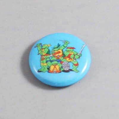Teenage Mutant Ninja Turtles Button 08