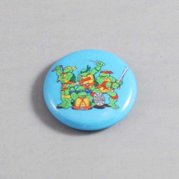 Teenage Mutant Ninja Turtles Button 08