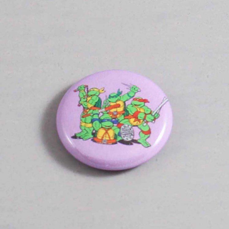 Teenage Mutant Ninja Turtles Button 09