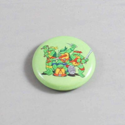 Teenage Mutant Ninja Turtles Button 10
