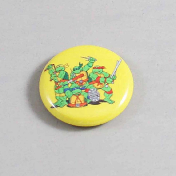 Teenage Mutant Ninja Turtles Button 11