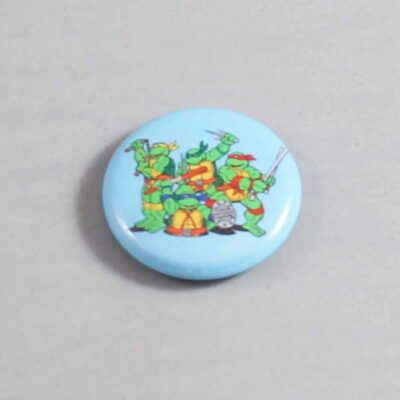 Teenage Mutant Ninja Turtles Button 12