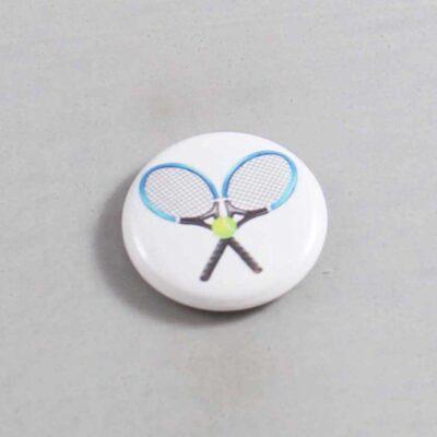 Tennis Button 01