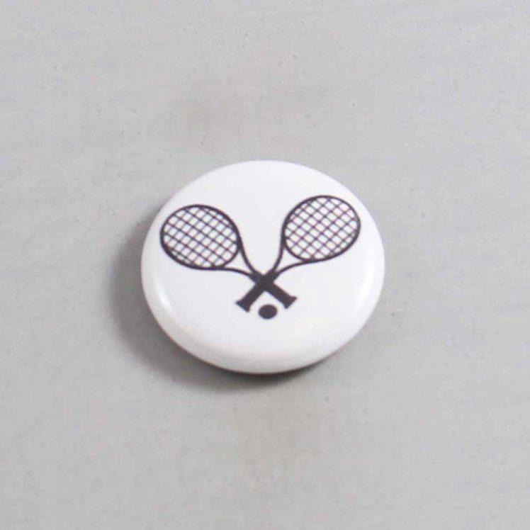 Tennis Button 02