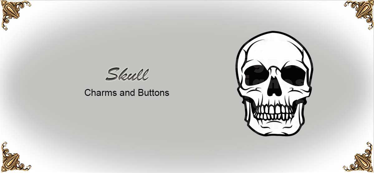 Charms-and-Buttons-Skull