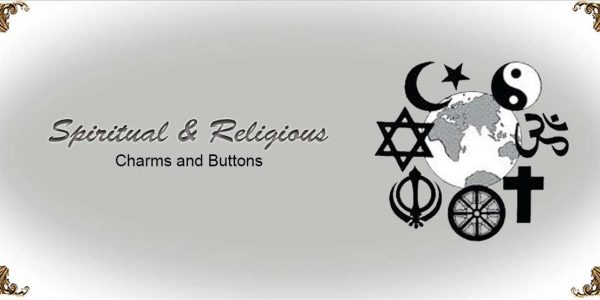 Charms-and-Buttons-Spiritual-and-Religious