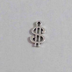 Money Wedding Garter / Dollar Sign / Cash / Tip Garter- Charm 73 / Wedding Garters / Bridal Garter / Prom Garter / Linda Joyce Couture
