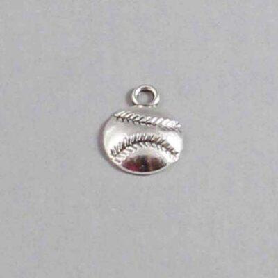 Baseball Wedding Garter - Charm 137 / Wedding Garters / Bridal Garter / Prom Garter / Linda Joyce Couture