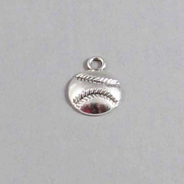 Baseball Wedding Garter / Baseball - Charm-137 / Wedding Garters / Bridal Garter / Prom Garter / Linda Joyce Couture