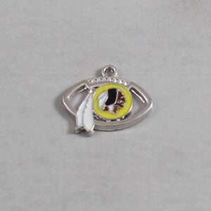 Washington Redskins Wedding Garter RETIRED / Vintage / NFL / Football - Charm-193 / Wedding Garters / Bridal Garter / Prom Garter / Linda Joyce Couture