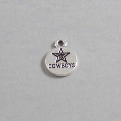 Dallas Cowboys Wedding Garter / NFL / Football - Charm 225 / Wedding Garters / Bridal Garter / Prom Garter / Linda Joyce Couture