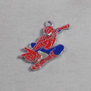 Spiderman Wedding Garter /  Marvel Comics / Superhero - Charm-290 / Wedding Garters / Bridal Garter / Prom Garter / Linda Joyce Couture