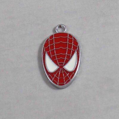 Spiderman Wedding Garter /  Marvel Comics / Superhero - Charm 312 / Wedding Garters / Bridal Garter / Prom Garter / Linda Joyce Couture